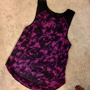 Lululemon Sculpt Tank Breezie Regal Plum Purple 6